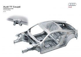 Audi TT Chasis 5