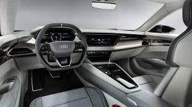Audi E Tron GT Concept Interior