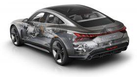 Audi E Tron GT Concept Plataforma 2