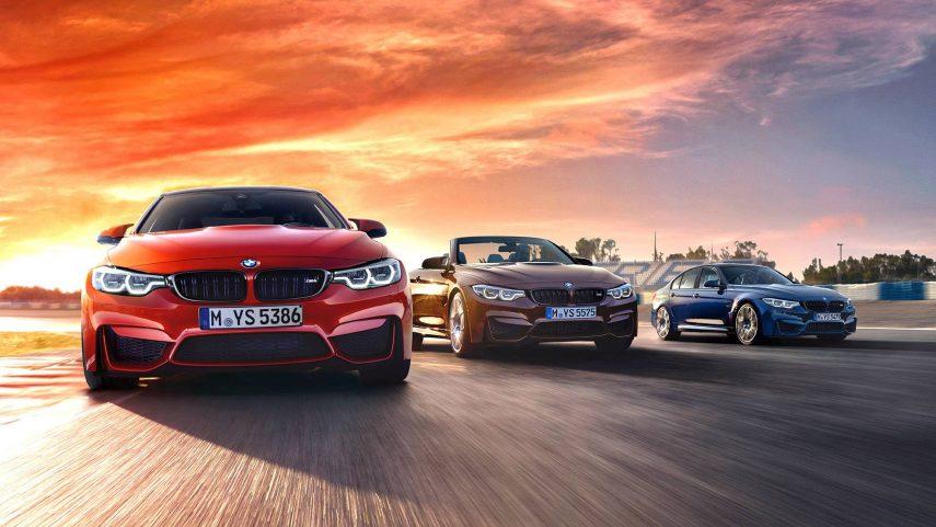 Llamada a revisión de los BMW M3 y M4