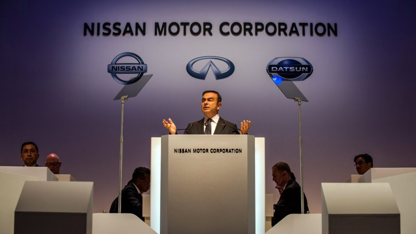 Carlos Ghosn Nissan 2