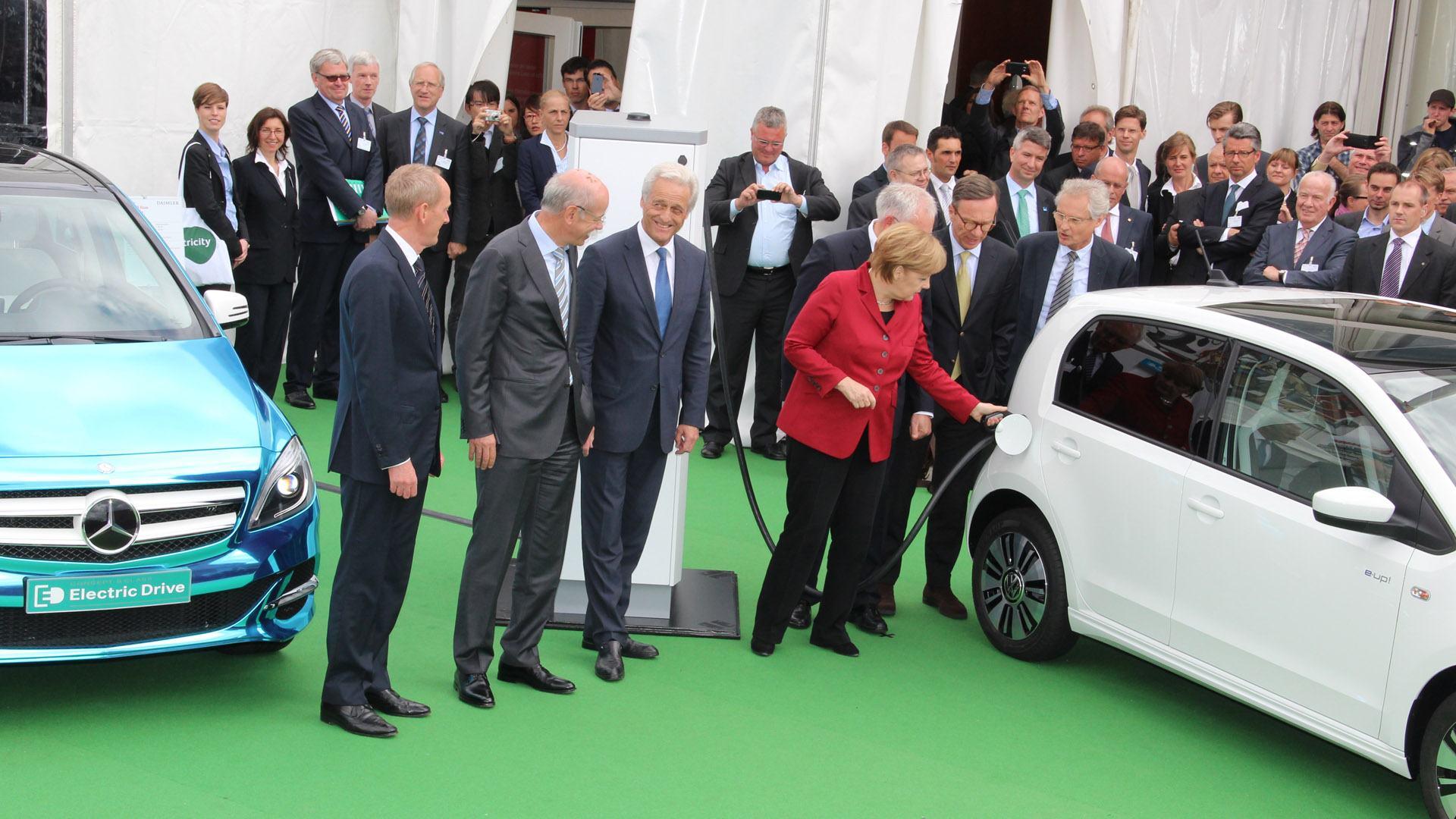 El gobierno alemán invertirá 1.100 millones de euros en producción de baterías