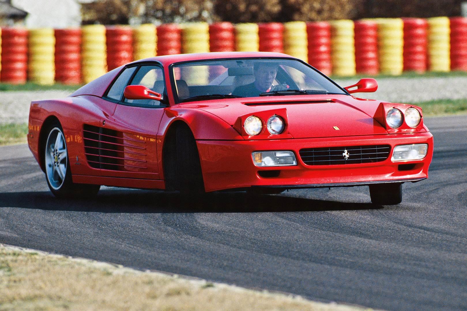 Ferrari 512 TR Accion
