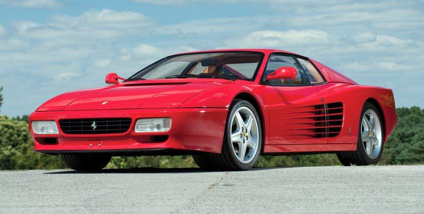 Coche del día: Ferrari 512 TR