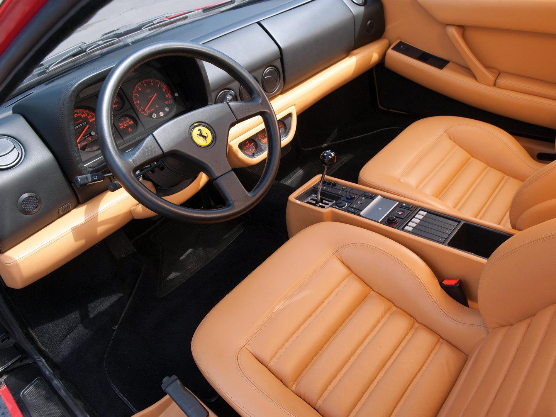 Ferrari 512 TR Interior