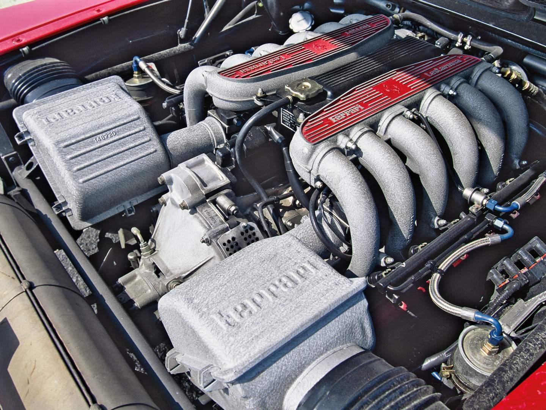 Ferrari 512 TR Motor