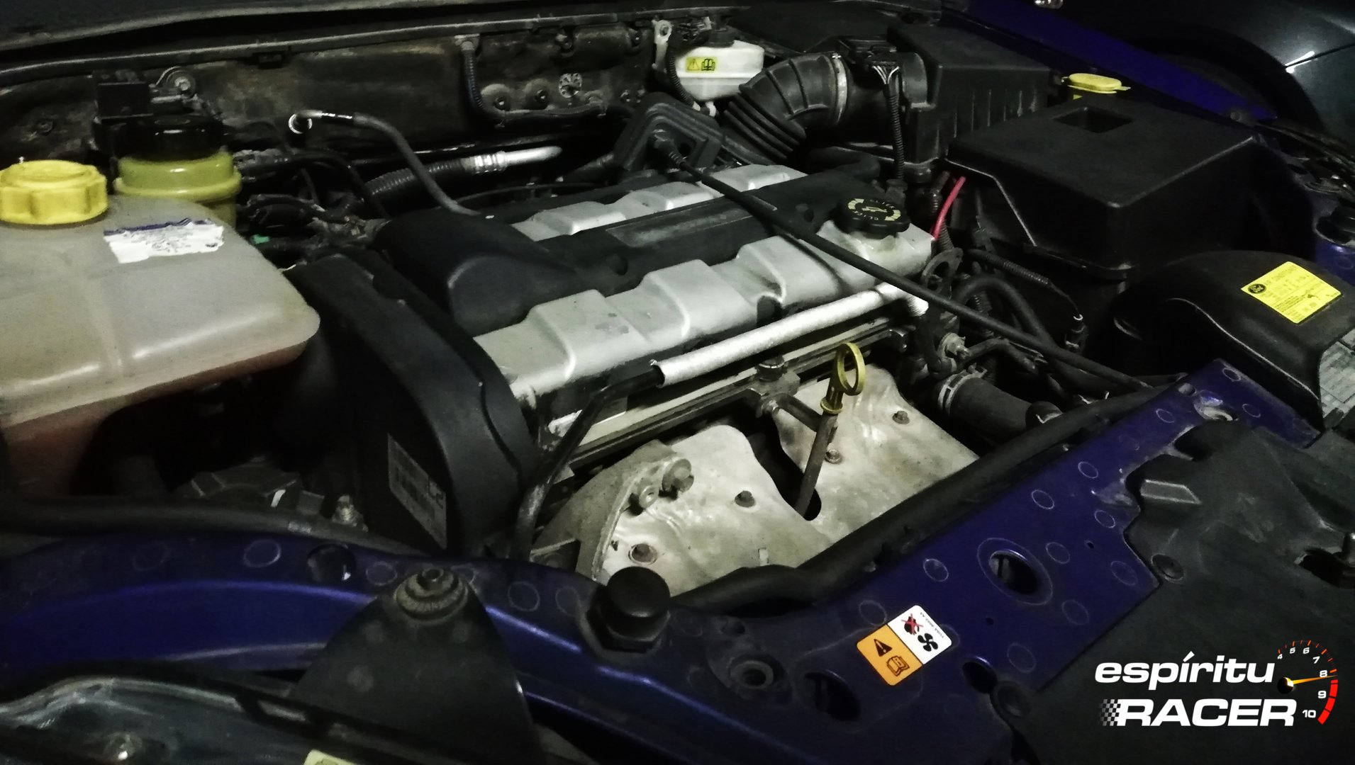Ford Focus ST 170 03