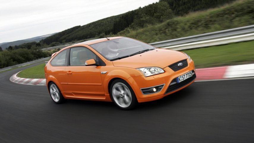 Coche del día: Ford Focus ST (2005)