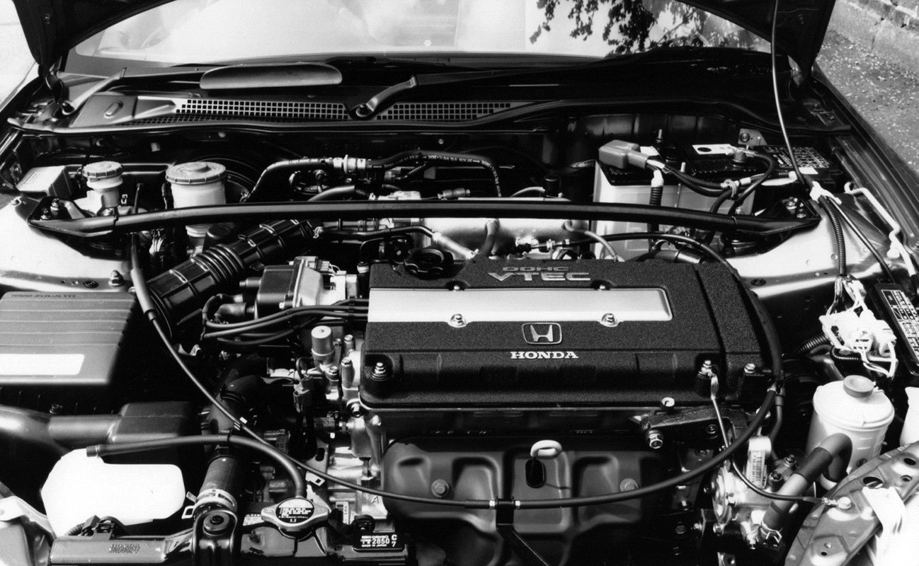 Honda Civic CR X Motor