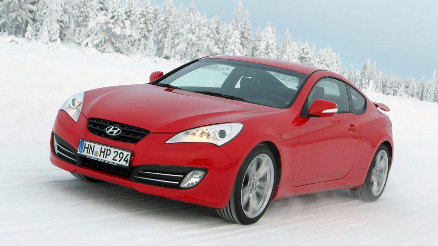 Coche del día: Hyundai Génesis Coupé (I)