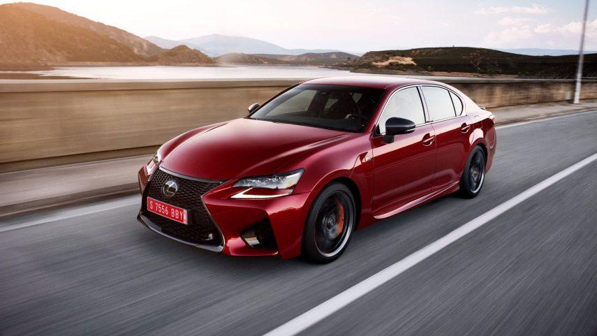 Coche del día: Lexus GS F