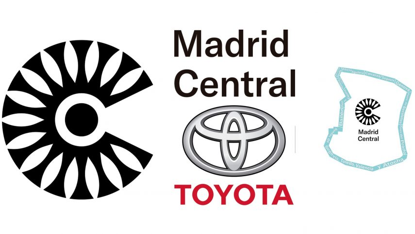 Toyota patrocinará la ciudad de Madrid y un área especial para sus coches