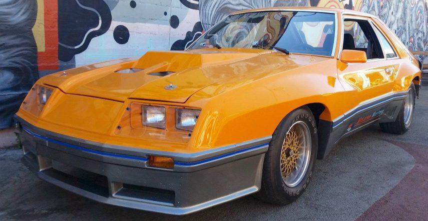 Coche del día: McLaren M81 Mustang