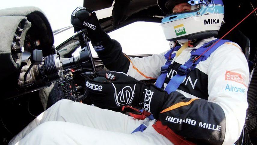 El McLaren F1 GTR ganador de Le Mans vuelve a rugir