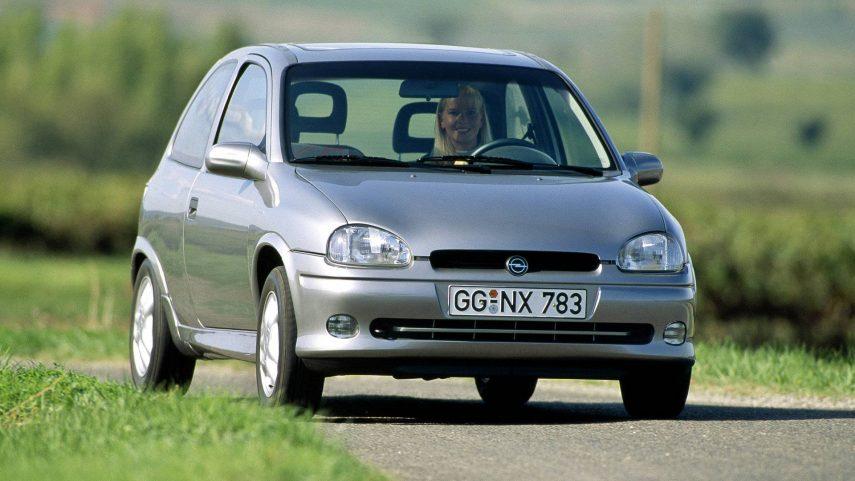 Coche del día: Opel Corsa 1.6 GSi 16v (B)