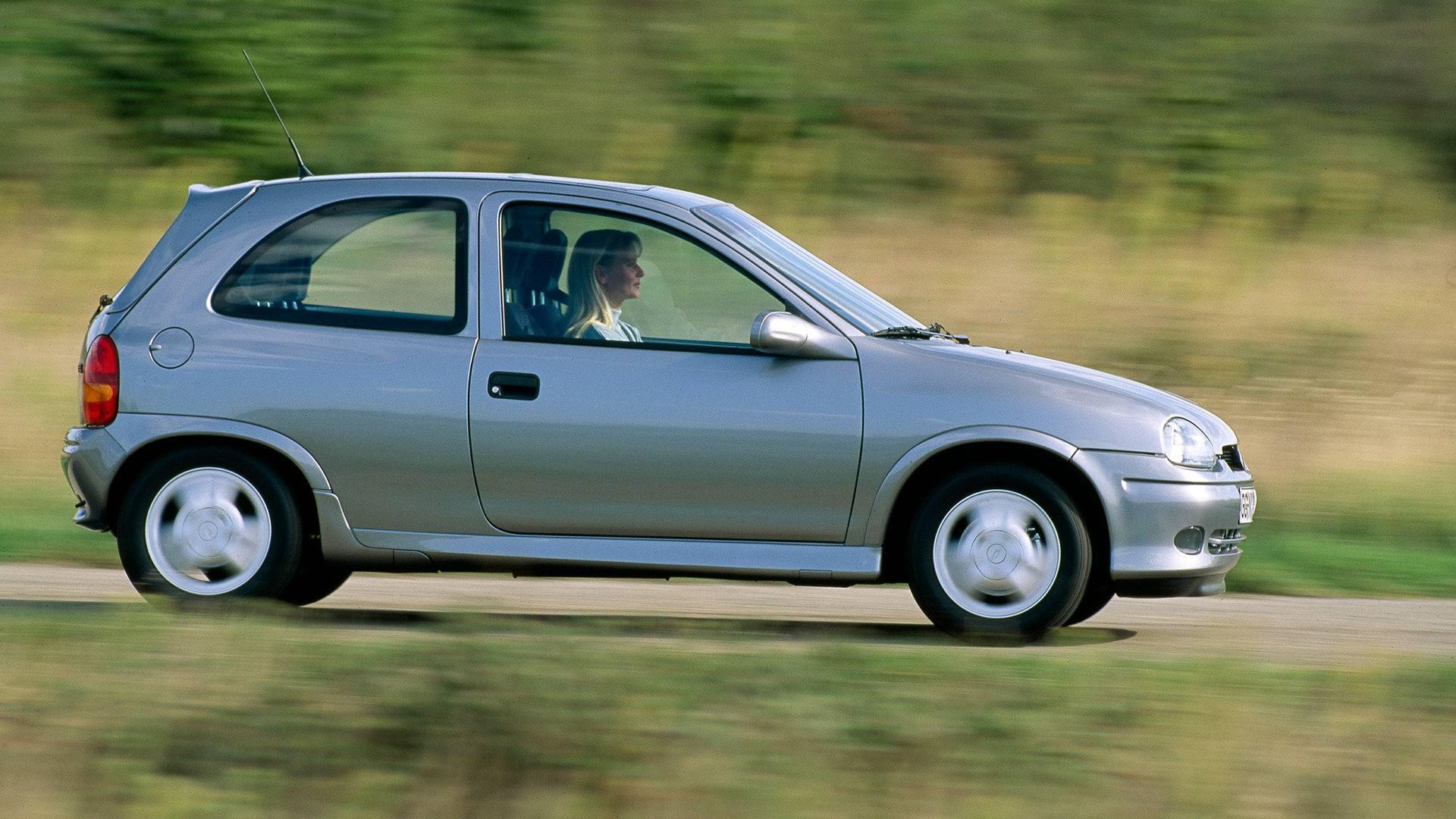 Opel Corsa GSi 16v 2