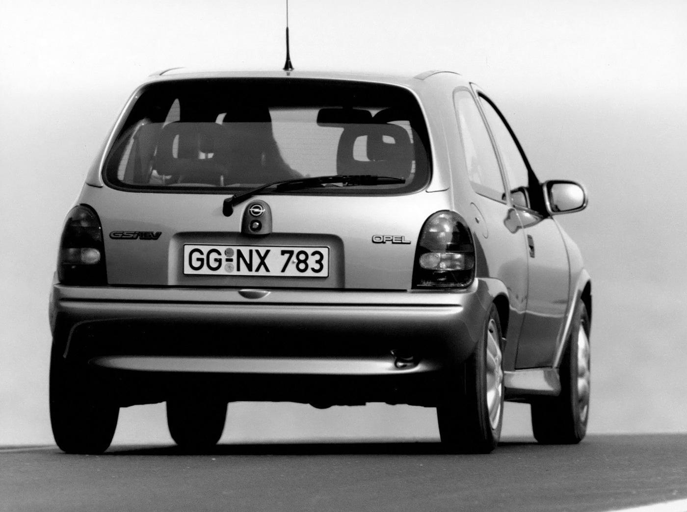 Opel Corsa GSi 16v 4