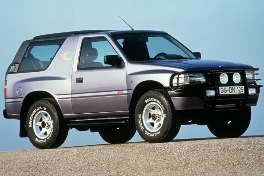 Coche del día: Opel Frontera Sport TDS