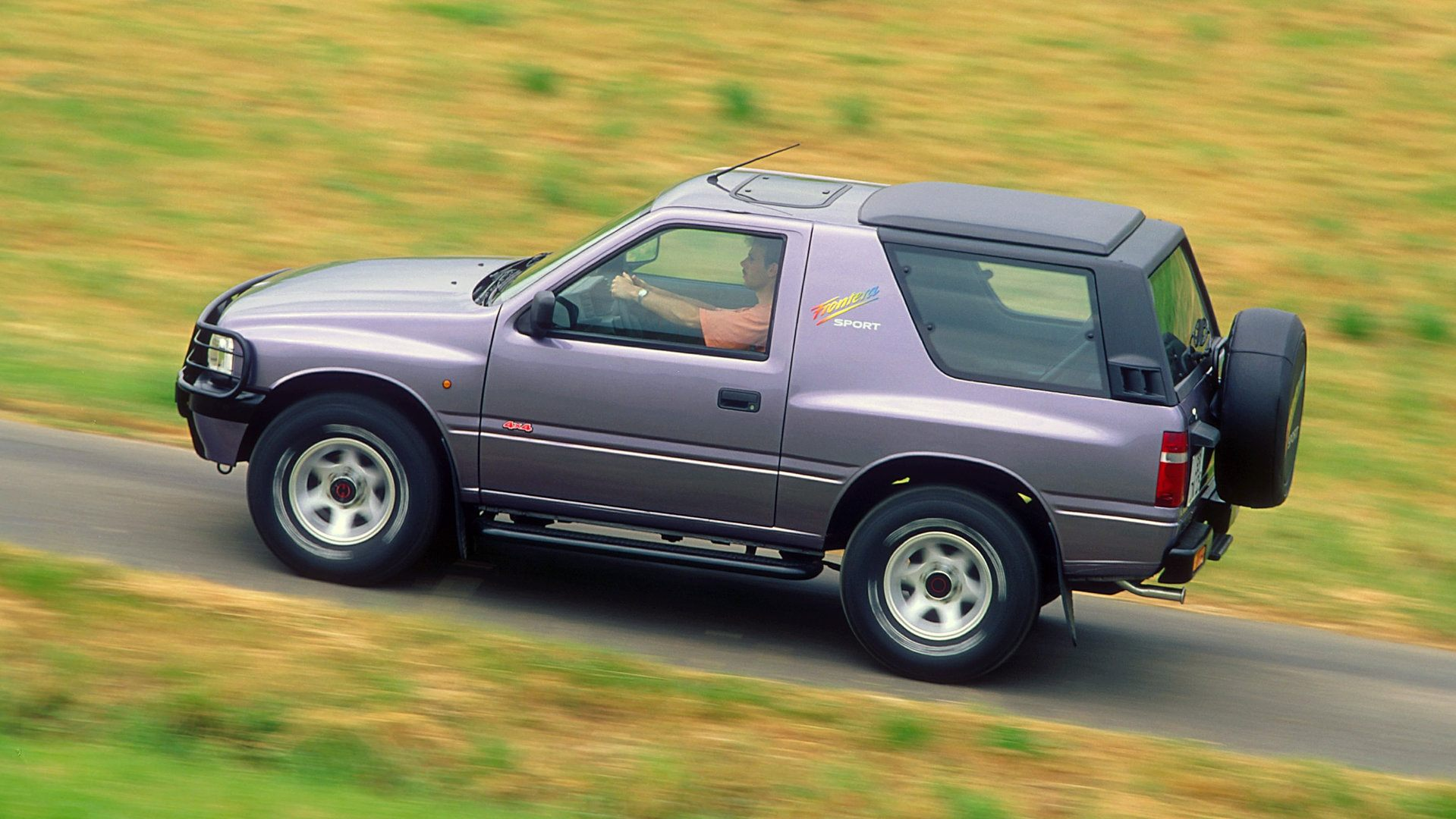 Opel Frontera Sport A 3