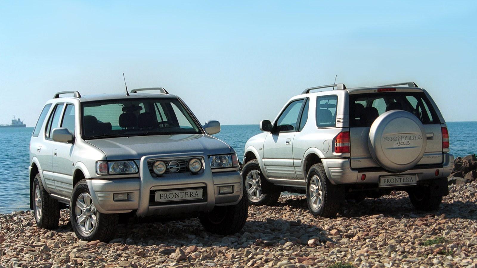 Opel Frontera Sport B