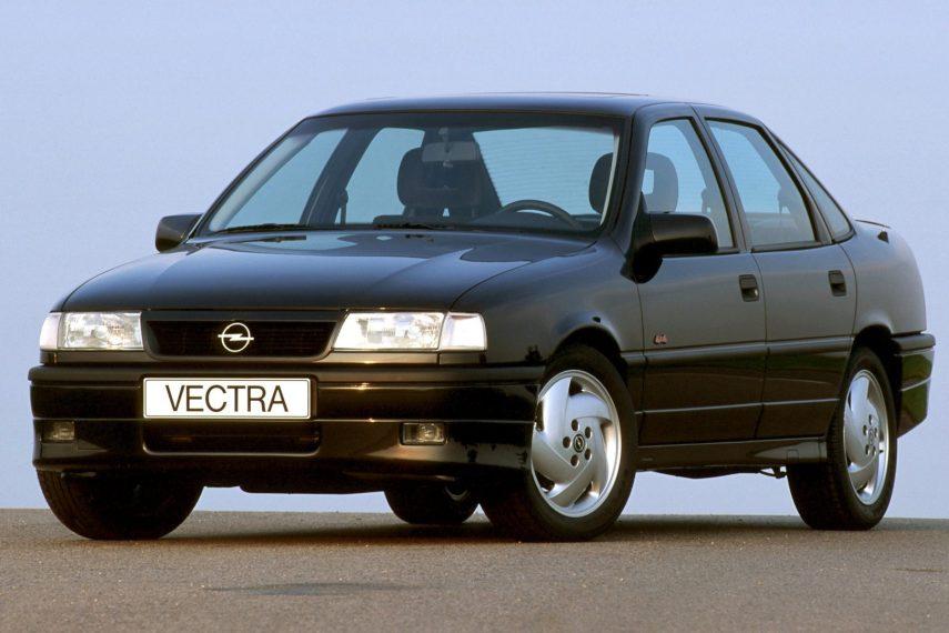 Coche del día: Opel Vectra Turbo 4×4 (A)