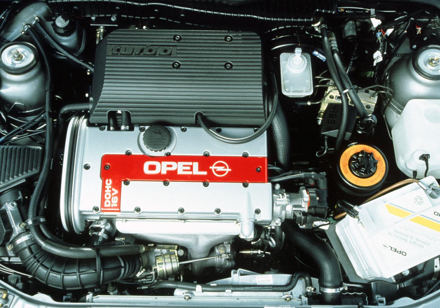 Opel Vectra A Turbo 4x4 4