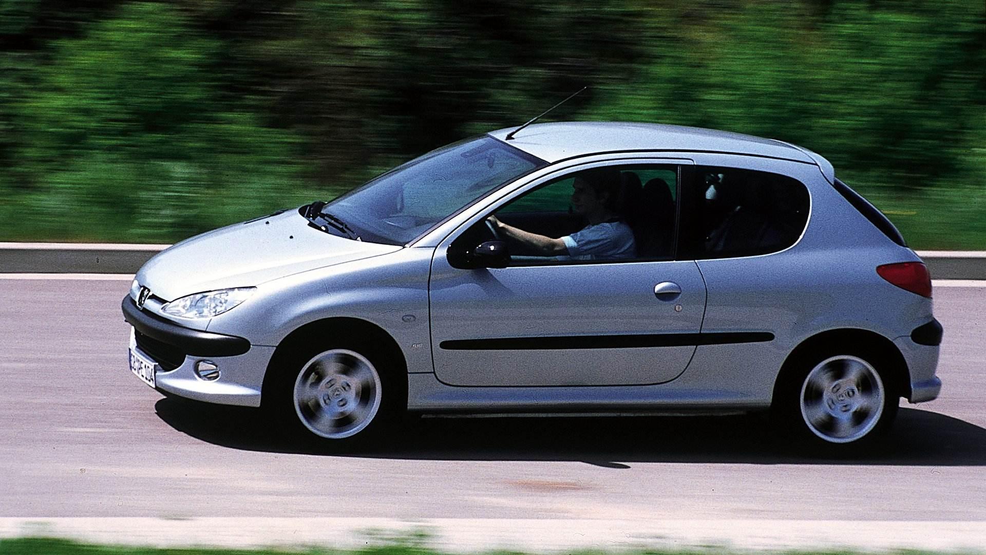Coche del día: Peugeot 206 GTi 2.0