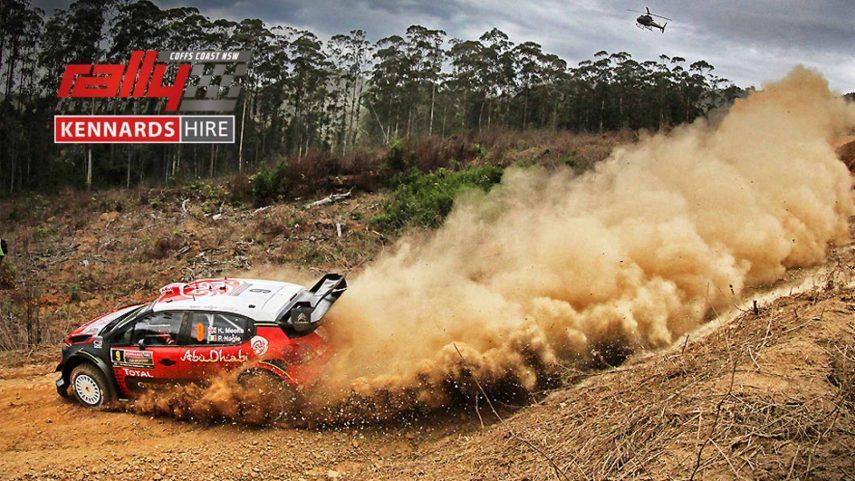 WRC: Previo Rally de Australia