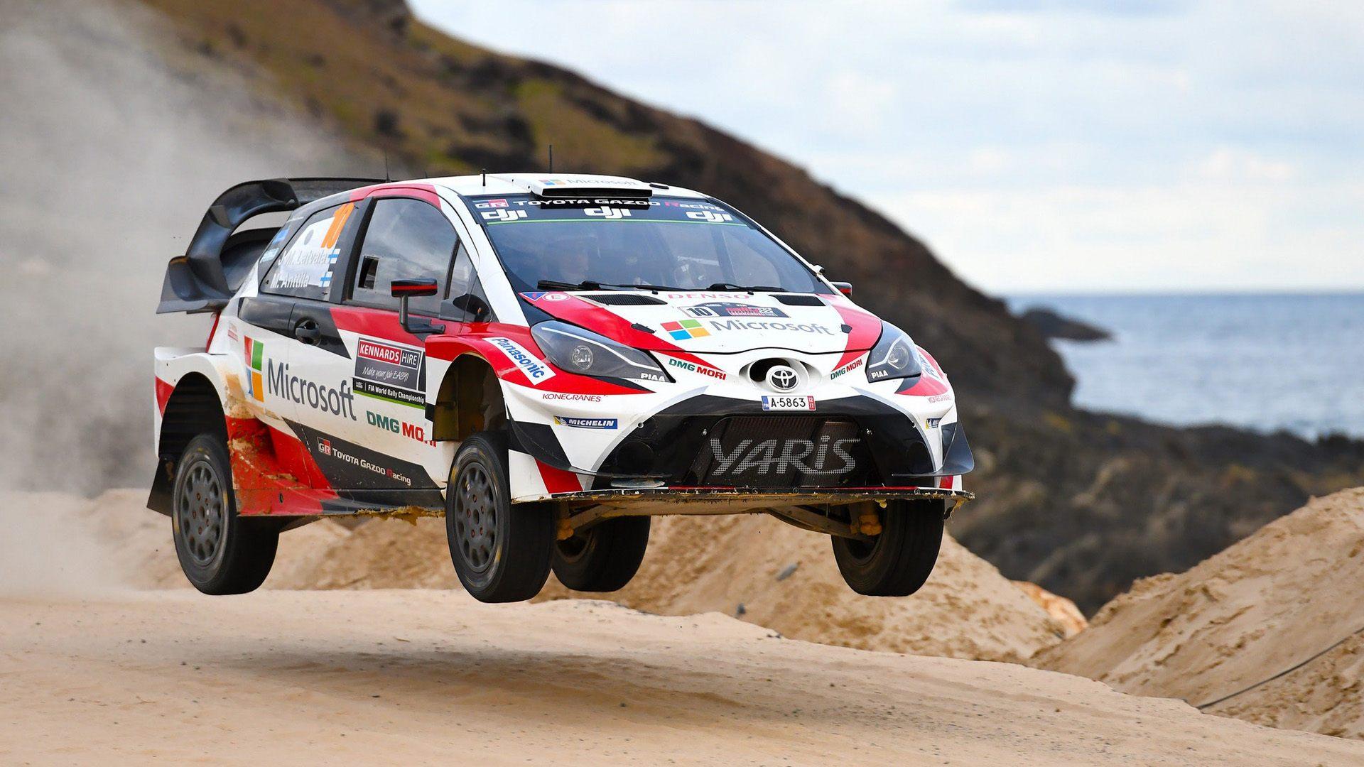 Rally Australia 3