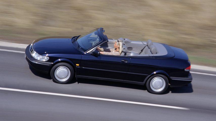 Coche del día: Saab 900 Cabrio (1994)