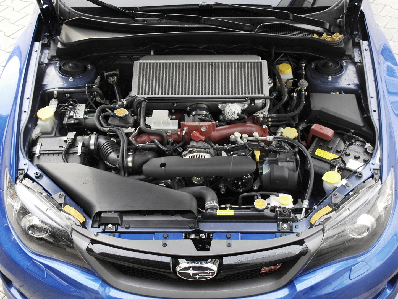 Subaru Impreza WRX STI 5