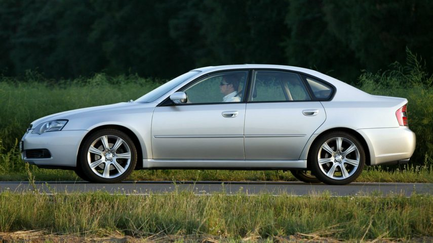 Coche del día: Subaru Legacy 3.0R Spec B