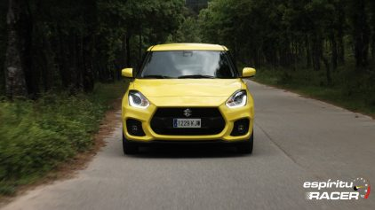 Suzuki Swift Sport 01