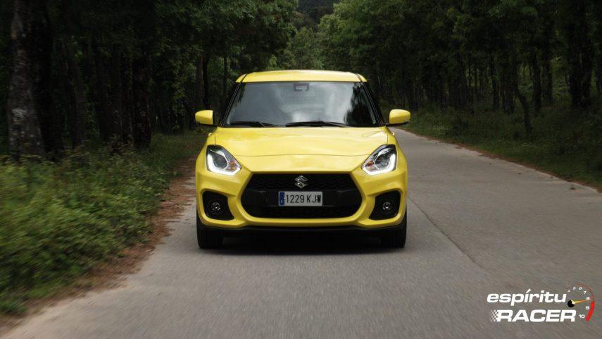 Prueba: Suzuki Swift Sport