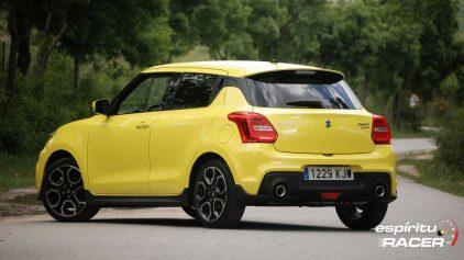 Suzuki Swift Sport 11