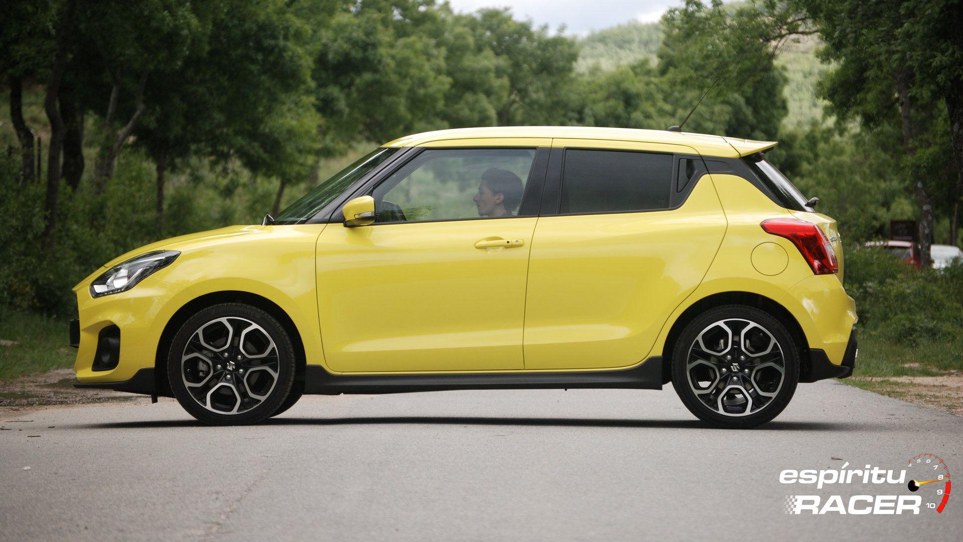 Suzuki Swift Sport 12