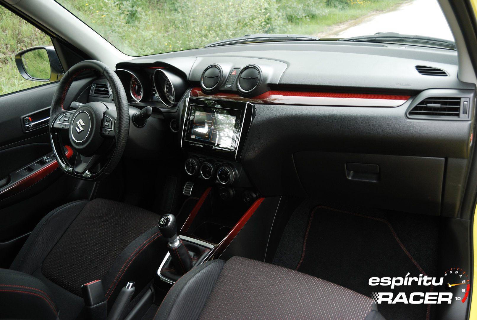 Suzuki Swift Sport 25