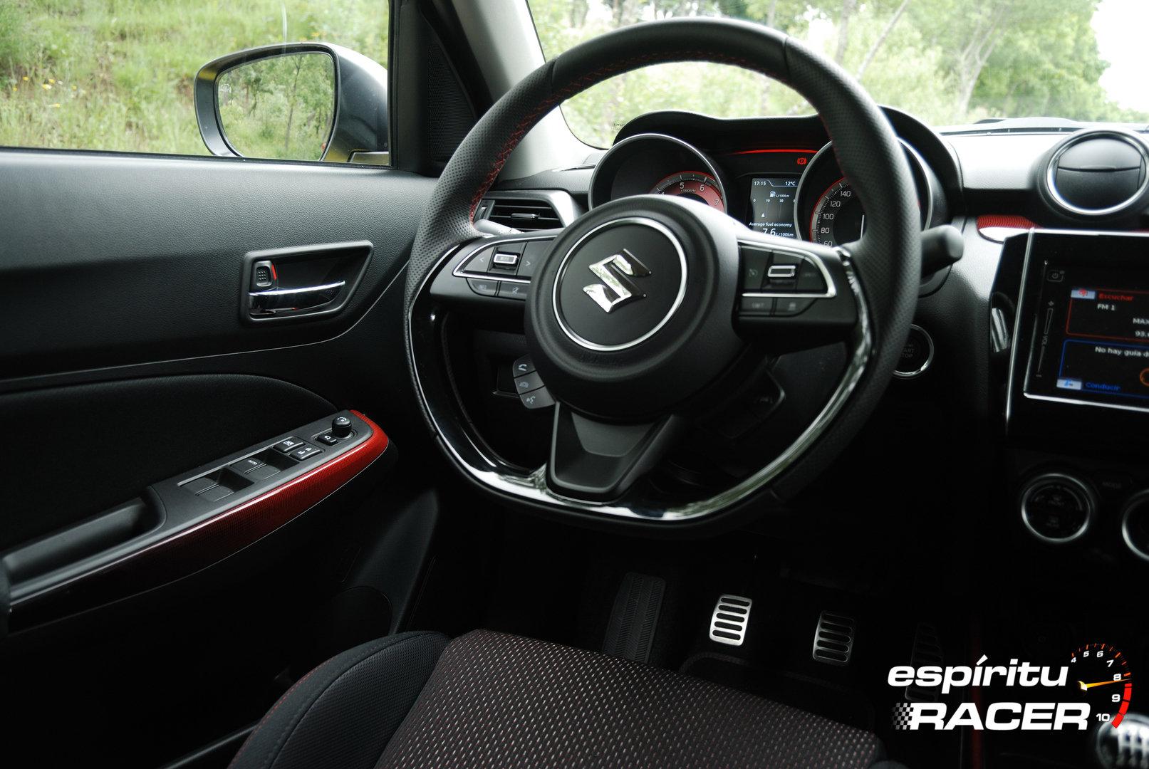 Suzuki Swift Sport 27