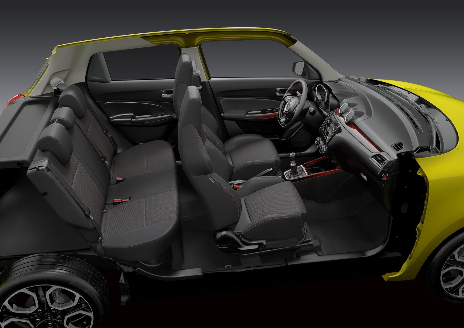 Suzuki Swift Sport 43