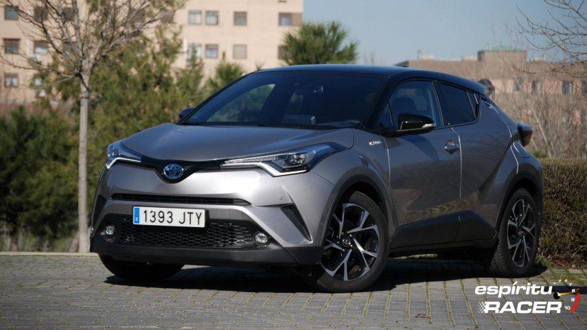 Prueba: Toyota C-HR