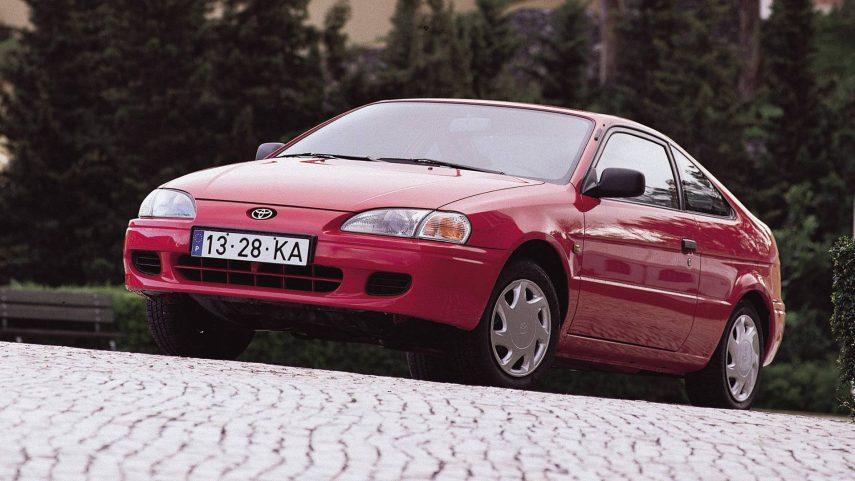 Coche del día: Toyota Paseo