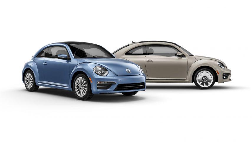 El Volkswagen Beetle morirá como un coche de gasolina