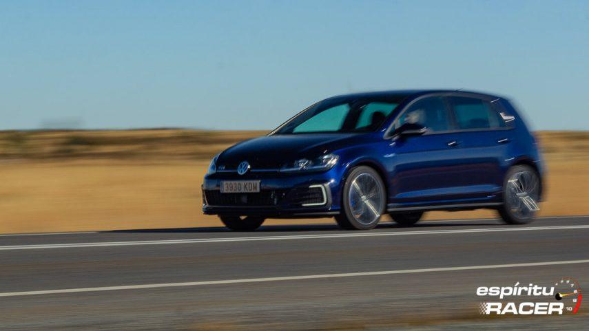 Prueba: Volkswagen Golf GTE