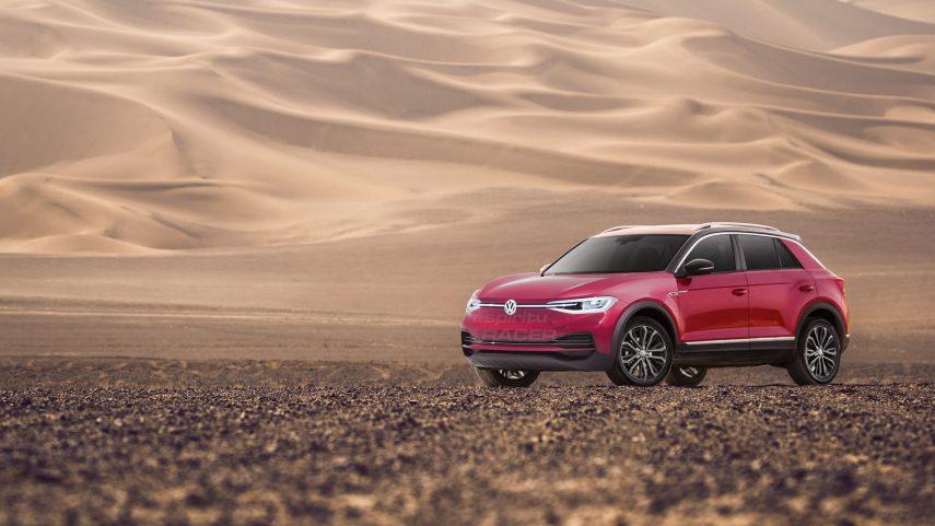 Volkswagen planea un SUV eléctrico de acceso