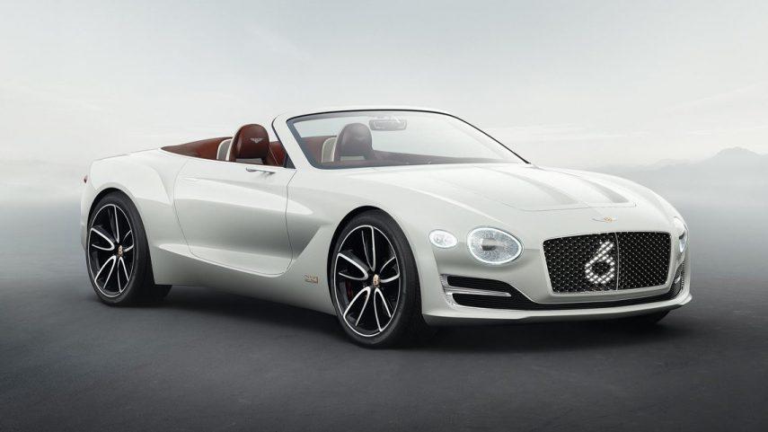 Bentley tendrá su primer eléctrico antes de 2025