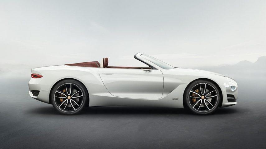 Bentley presenta en Ginebra su primer prototipo eléctrico