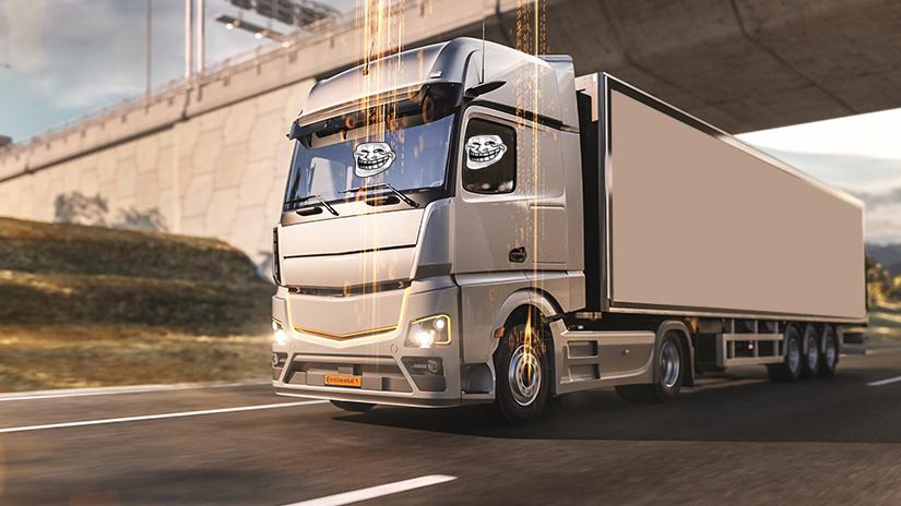 Camiones y furgonetas camuflados de la DGT: un mal necesario