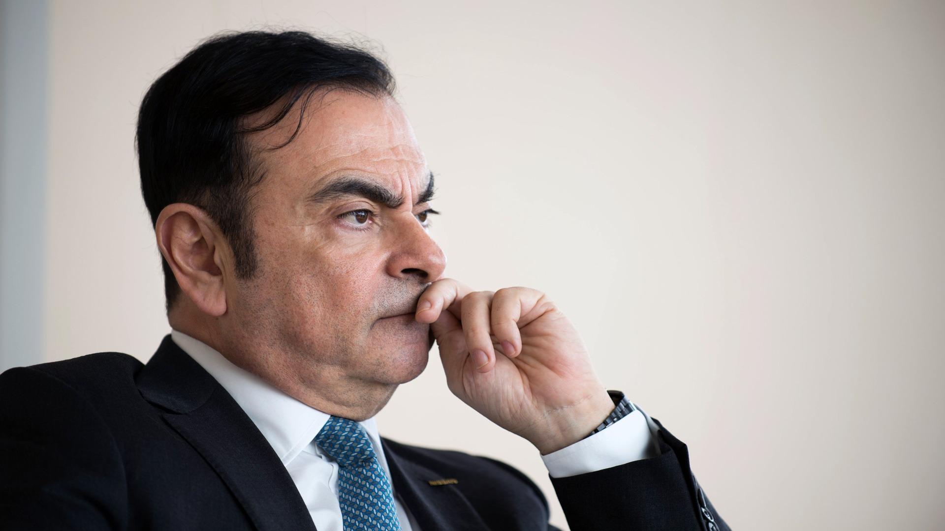 Capítulo 4: Mitsubishi destituye a Carlos Ghosn