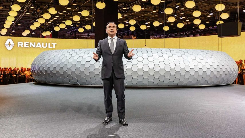 Renault ratifica a Carlos Ghosn como CEO