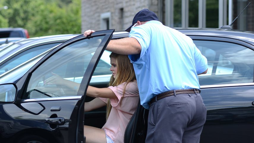 """""""Compre un coche grande y pesado para su hijo, e irá seguro"""""""
